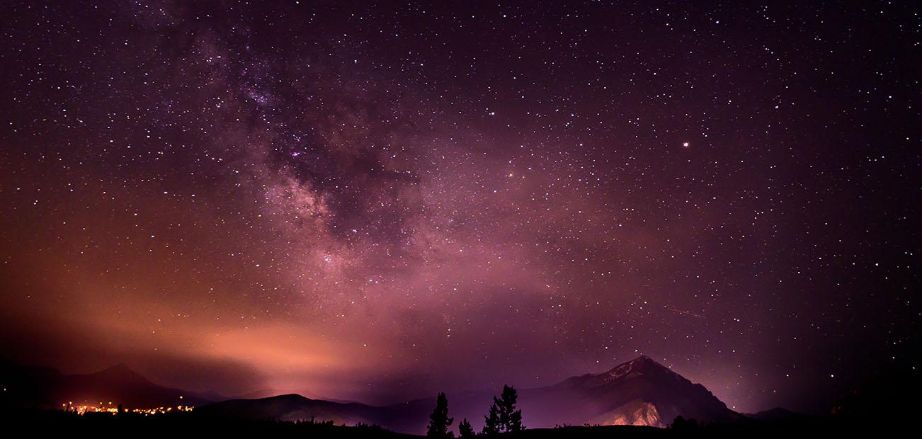 Populaire Photographier un ciel étoilé - Exercices photo - Focus Numérique RH27