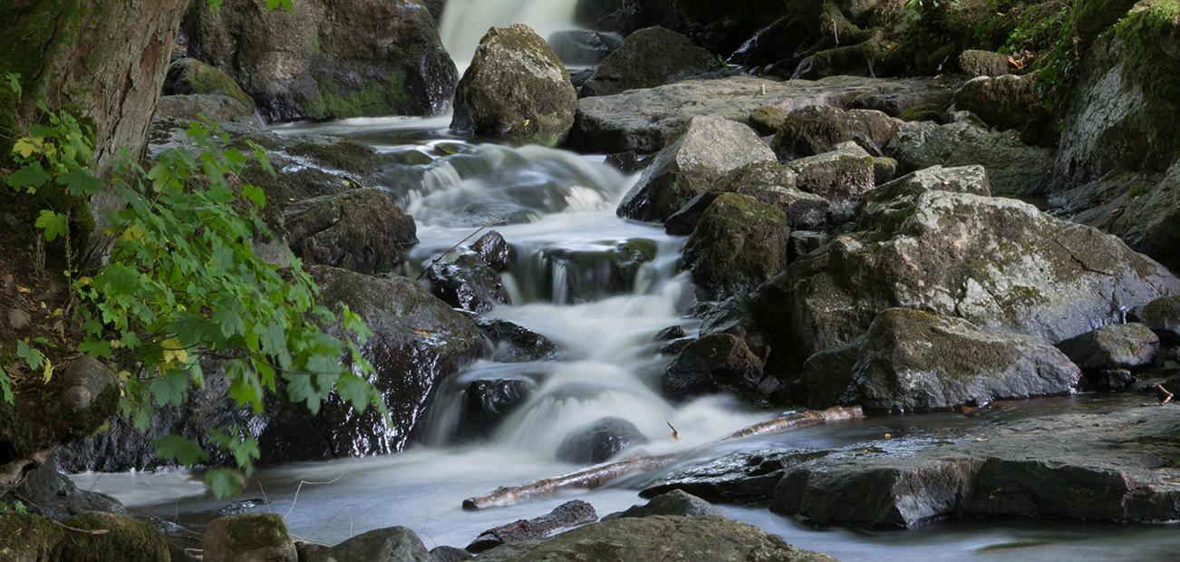 Photographier l'eau