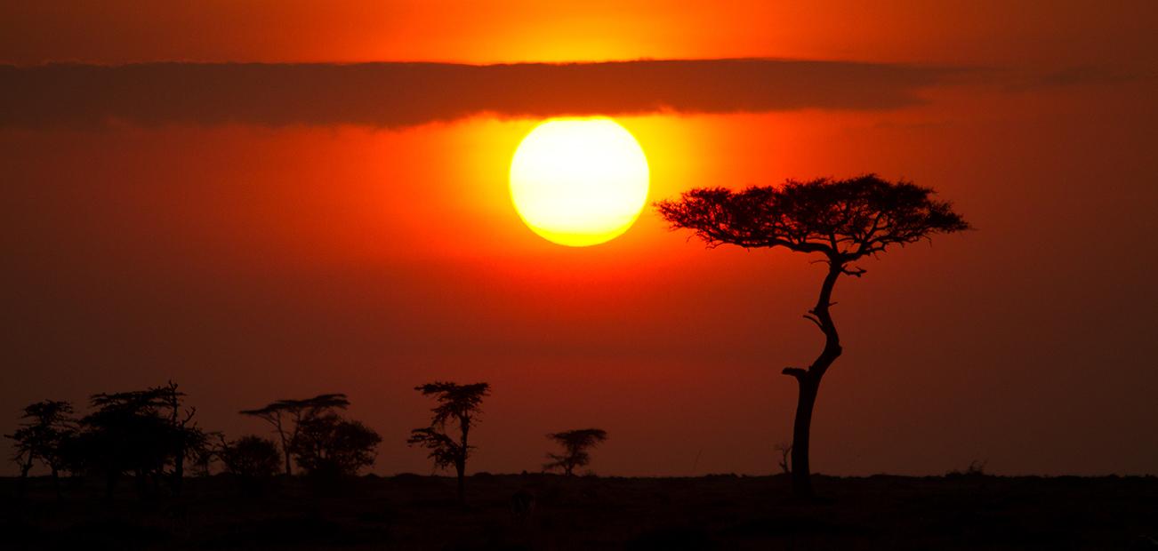 leve et couche de soleil