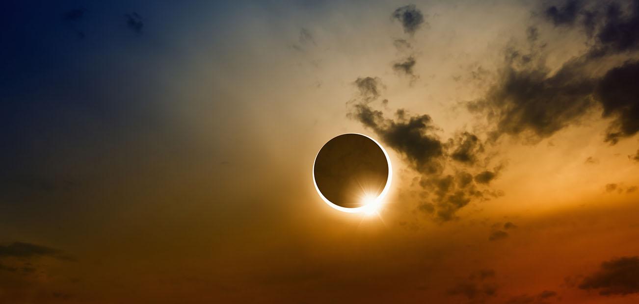 Photographier l'éclipse solaire totale qui se déroulera à 18h55