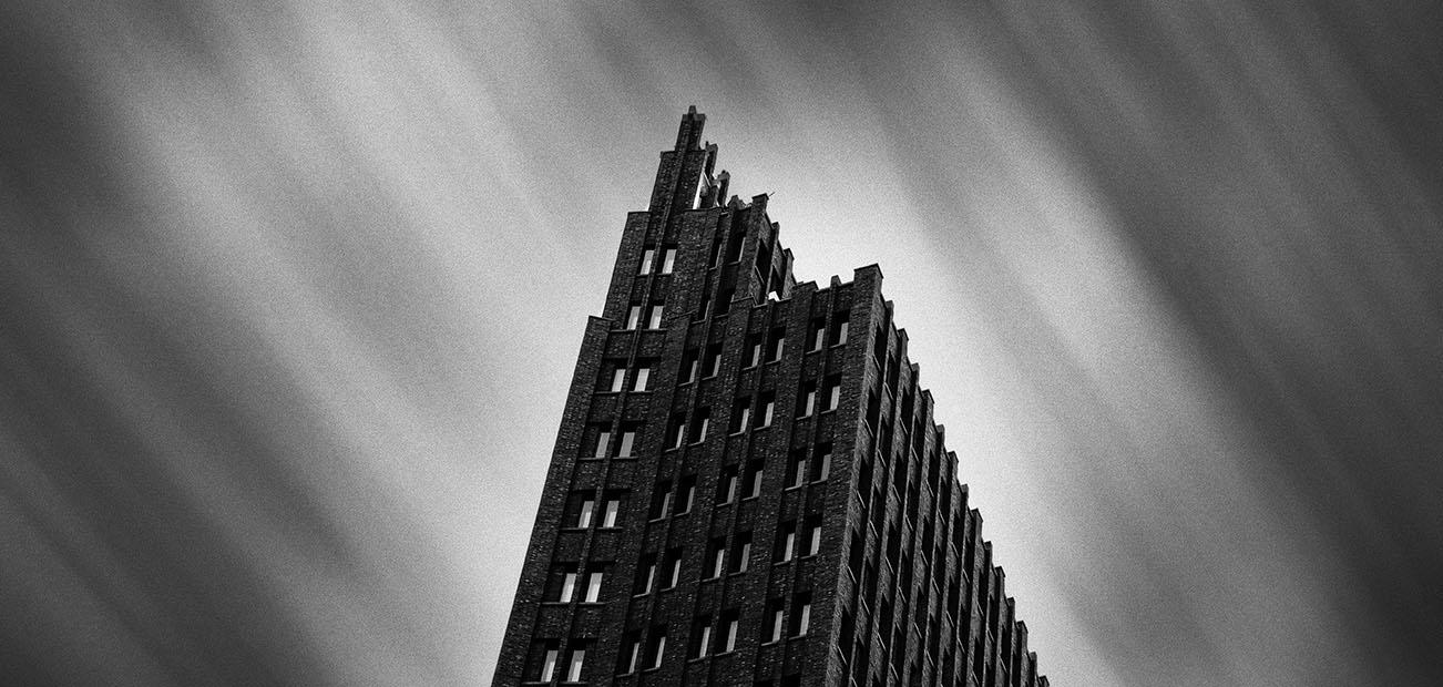 La photographie d'architecture en pose longue