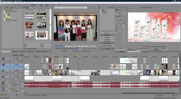 Logiciel : Sony Vegas Video 12 - Vidéo - Focus Numérique