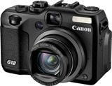Canon G12 test review