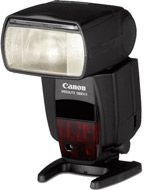 Canon Speedlite 580EX II test review