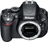 Nikon D5100 nu test review