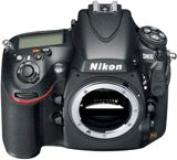 Nikon D80 test review