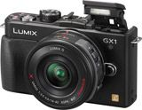 Panasonic GX1 test review