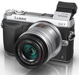 Panasonic GX7 test review