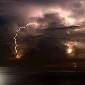 Comment photographier des orages