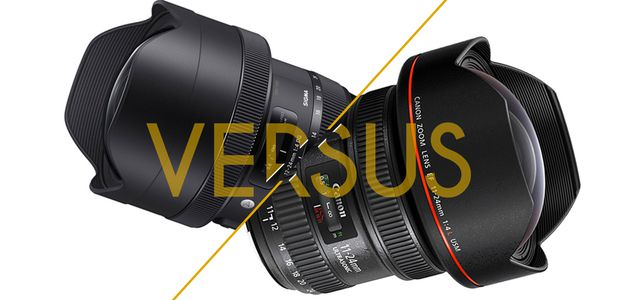 Duel - Canon EF 11-24 mm f/4 L USM VS Sigma Art 12-24 mm f/4 DG HSM