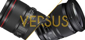 Zooms 24-105 mm f/4 : Canon L II vs Sigma Art