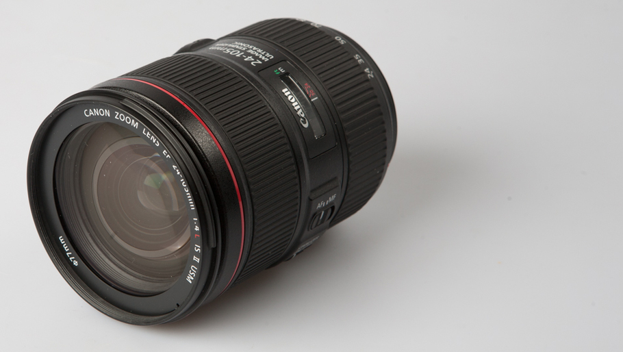 Zoom Canon EF 24-105 mm f/4 L IS USM II