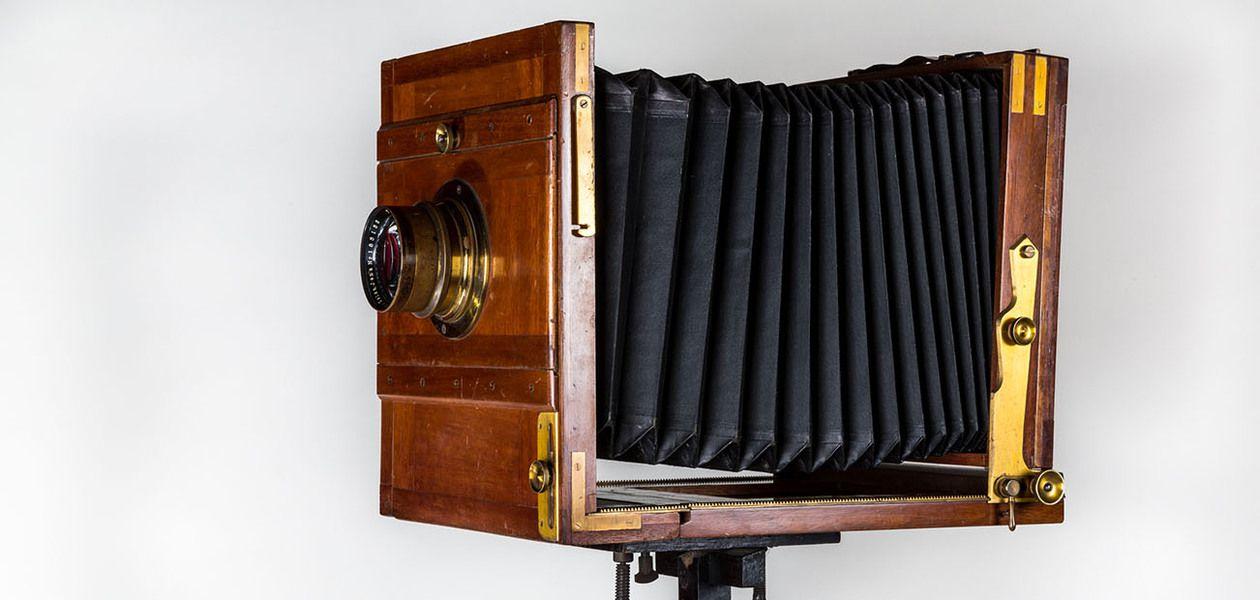 la chambre photographique et le grand format - comprendre - focus