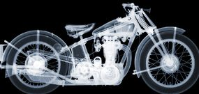 Les radiographies de Nick Veasey
