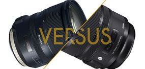 Duel 24-70 mm f/2,8 Tamron Di VC USD G2 vs Sigma DG OS HSM Art
