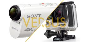 Duel - Gopro Hero4 Black vs Sony Action Cam FDR-X1000