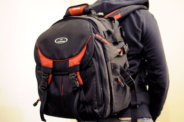 test sac photo vanguard kenline i-pro 54