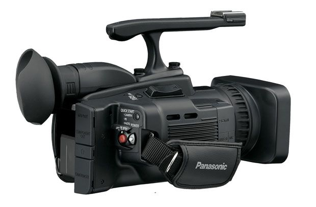 Panasonic AG-HMC41 test review