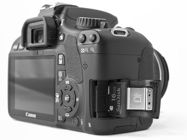 Canon 550d test review stockage
