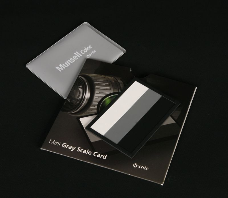 X-Rite Gray Scale Card test review