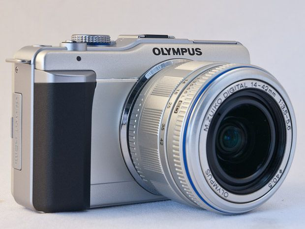 Olympus Pen E-PL1 test review