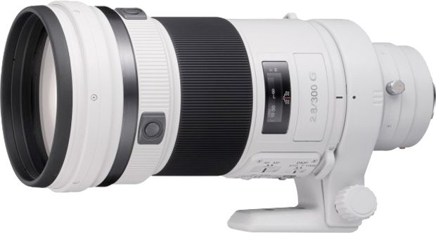 Sony 300 mm f/2,8 test review
