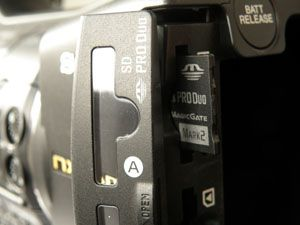 Sony NX5 test review