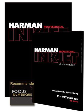 Harman by Hahnemuhle recommande gloss baryta