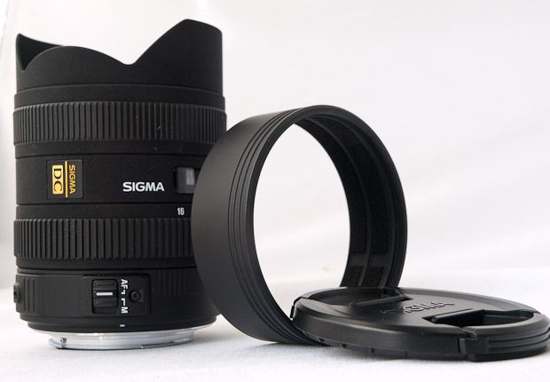 Sigma 8-16 mm test review