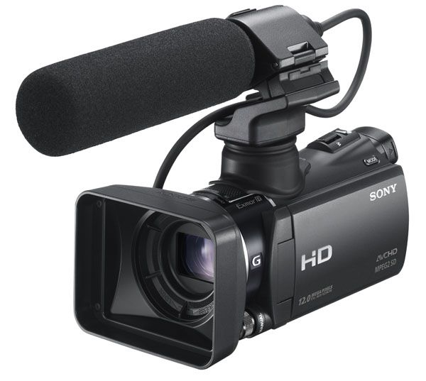 Sony HXR-MC50 test review
