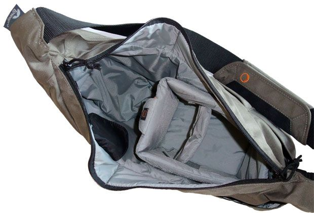 lowepro passport sling test review