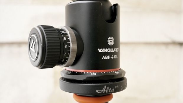 Vanguard rotule ABH 230L test review avis