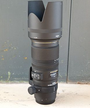 Sigma 70-200 mm f/2,8 DG OS HSM test review