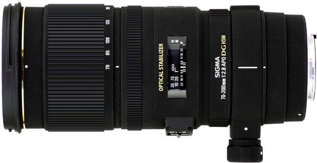 Sigma 70-200 mm f/2,8 EX DG APO OS HSM test review avis