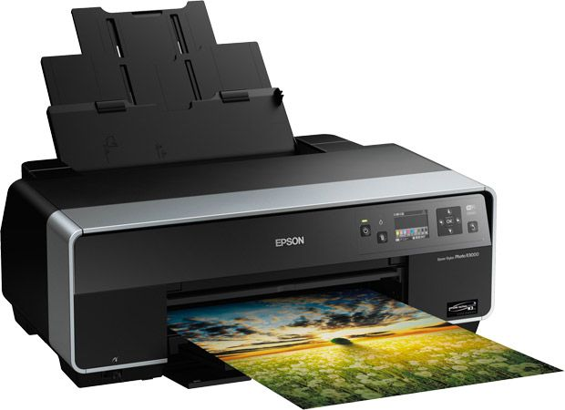 Epson R3000 test review