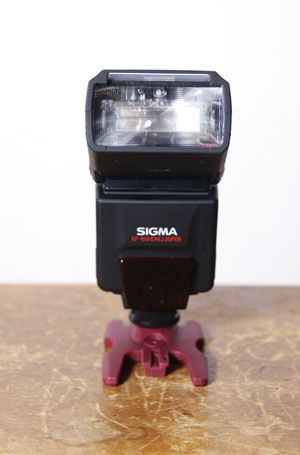 Sigma EF 610 DG Super test review face