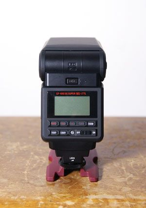 Sigma EF 610 DG Super test review dos