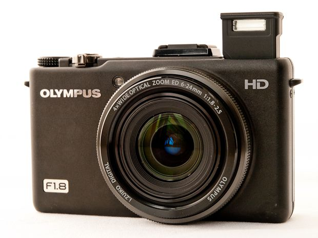 Olympus XZ-1 prise en mains test review avis