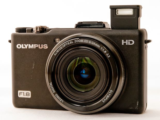 Olympus XZ-1 test review flash