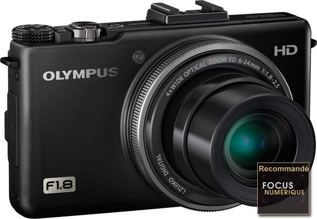 Olympus XZ-1 test review recommandé