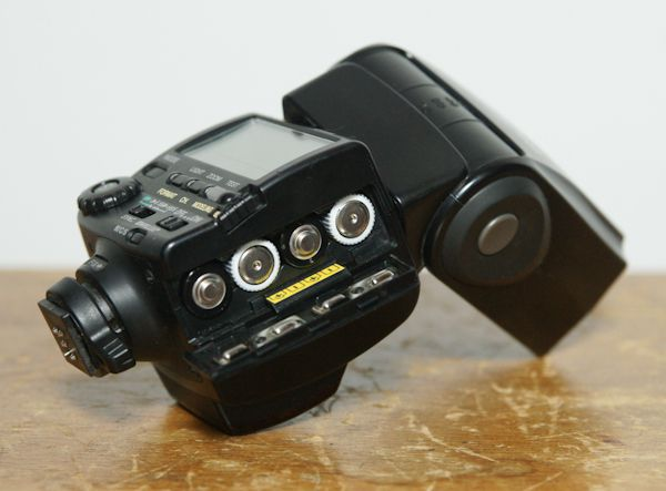 Pentax Flash AF 540 FGZ test review piles