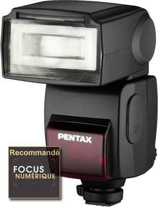 Pentax Flash AF 540 FGZ test review recommandé*