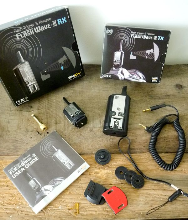 flash wave III test review avis ensemble du kit