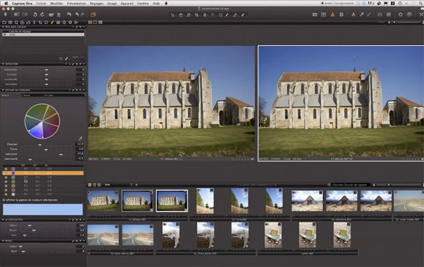 capture one pro 6 retouches locales tutoriel