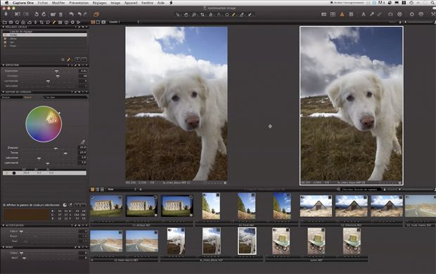 capture one pro 6 retouches locales