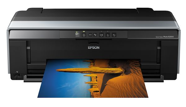 Epson R2000 test review