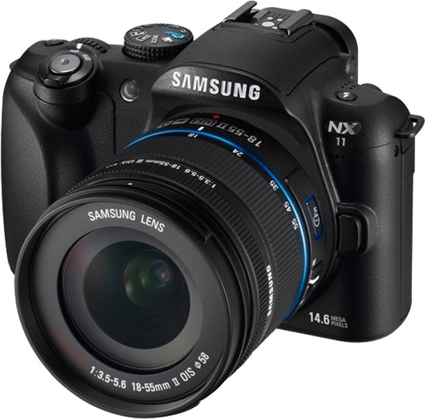 Samsung NX11 test review avis