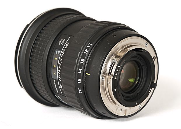 Tokina 11-16mm f/2,8 ATX Pro DX test review prise en main