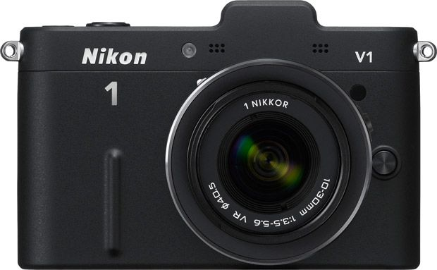 Nikon V1 test review
