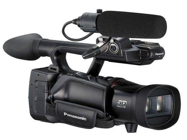 Panasonic HDC-Z10000 test review test conclusion